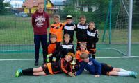 Uczestnicy turnieju chłopców – SP Łochowo