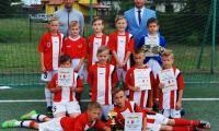 Uczestnicy turnieju chłopców – SP Śliwice