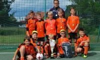 Uczestnicy turnieju chłopców – SP 1 Żnin