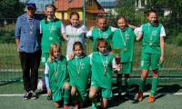 Uczestniczki turnieju dziewcząt – SP 1 Aleksandrow Kujawski