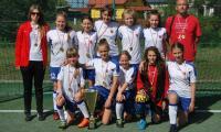 Uczestniczki turnieju dziewcząt – SP 16 Toruń