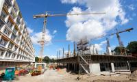 Nowy budynek główny szpitala, fot. Mikołaj Kuras dla UMWKP