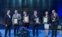 Tegoroczna gala Nagród Marszałka Województwa Kujawsko-Pomorskiego, fot. Szymon Zdziebło/tarantoga.pl