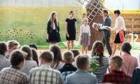 Uroczystość zakończenia roku szkolnego w Szkole Podstawowej nr 63 w Bydgoszczy, fot. Tymon Markowski