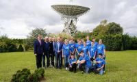 Spotkanie w Centrum Astronomii UMK w Piwnicach, fot. Mikołaj Kuras