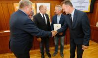 Uroczystość wręczenia umów o dofinansowanie projektów w ramach Regionalnego Programu Operacyjnego, fot. Mikołaj Kuras