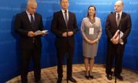 Polsko-Chorwackie Forum Regionów w Toruniu, fot. Tymoteusz Tymiński/UMWKP