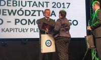 """Forum rolnicze oraz uroczysta gala konkursu """"Sołtys Roku 2017"""", fot. Przemysław Popowski"""