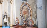 W tym roku dofinansowanie trafiło na prace konserwatorskie przy mensie i predelli lewego ołtarza bocznego Najświętszego Serca Pana Jezusa, fot. Tymon Markowski