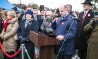 Obchody Święta Niepodległości w Toruniu, fot. Andrzej Goiński