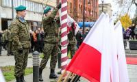 Obchody Święta Niepodległości w Bydgoszczy, fot. Filip Kowalkowski