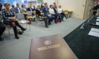 Uroczystość wręczenia umów na budowę i przebudowę targowisk, fot. Szymon Zdziebło/Tarantoga.pl