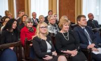 Uroczystość wręczenia nagród Stalowy Anioł, fot. Łukasz Piecyk dla UMWKP