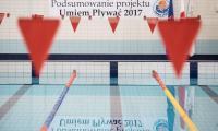 """Podsumowanie tegorocznej edycji programu """"Umiem pływać"""" w Kowalewie Pomorskim, fot. Łukasz Piecyk"""