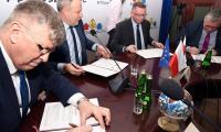 Uroczystość podpisania listu intencyjnego w Urzędzie Miasta w Bydgoszczy, fot. UM Bydgoszcz