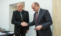 Spotkanie wigilijne z dziennikarzami - fot. Szymon Zdziebło  www.tarantoga.pl