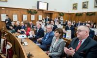 Umowy RPO 20 grudnia 2017, fot. Łukasz Piecyk dla UMWKP