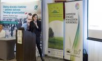 Małgorzata Kruk - Departament Współpracy Międzynarodowej, fot. Łukasz Gapa