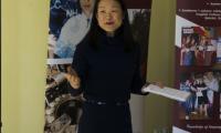 Alice R. Chu - attaché prasowy Ambasady USA w Polsce