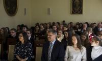 Uczestnicy i organizatorzy konkursu_dyr. KPCEN Mariola Cyganek_prorektor UTP Dariusz Pańka