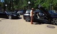 Prezentacja luksusowych aut