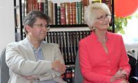 Attaché kulturalny Konsulatu Niemiec w Gdańsku Giuseppe Lo Coco