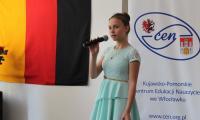 Laueratka konkursu Na Zachód od Odry w kategorii recytacja