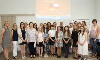 Uczestnicy konkursu Na Zachód od Odry