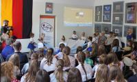 Występ dzieci z Przedszkola Publicznego nr 25 we Włocławku