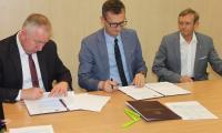 Podpisanie umów z partnerami KSOW, fot. SR KSOW