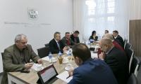 Członkowie Prezydium K-PWRDS, fot. Jacek Nowacki