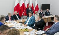 Uczestnicy posiedzenia plenarnego K-P WRDS, fot. Jacek Nowacki