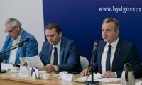 Uczestnicy posiedzenia plenarnego K- P WRDS w dniu 21.05.2018 r., fot. Jacek Nowacki