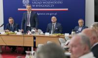 Uczestnicy posiedzenia plenarnego K-P WRDS w dniu 19.06.2018 r., fot. Jacek Nowacki