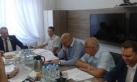 Członkowie Prezydium K-P WRDS w dniu 29.06.2018 r., fot. Beata Wiśniewska
