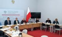 Uczestnicy posiedzenie Zespołu ds. osób niepełnosprawnych w ramach Kujawsko-Pomorskiej Wojewódzkiej Rady Dialogu Społecznego, fot. Paweł Bednarski