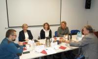 uczestnicy posiedzenia WSRdsON
