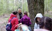 Zajęcia we Wdeckim Parku Krajobrazowym - 27.04.2018
