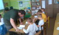 Zajęcia w Szkole Podstawowej w Pruszczu - 21.05.2018