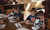 Zajęcia edukacyjne GLPK 20.07.2018