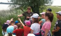 Wakacyjne warsztaty ekologiczne NPT
