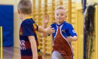 Spotkanie z młodymi sportowcami z klubu Chełminianka Chełmno, fot. Łukasz Piecyk