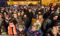 Finał Wielkiej Orkiestry Świątecznej Pomocy w Bydgoszczy, fot. Filip Kowalkowski