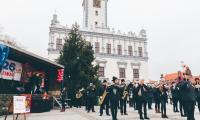 Finał Wielkiej Orkiestry Świątecznej Pomocy w Chełmnie, fot. Łukasz Piecyk