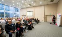 Spotkanie na temat nowych możliwości i form współpracy w działalności na rzecz seniorów w Urzędzie Marszałkowskim, fot. Łukasz Piecyk