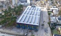 Budynek parkingowy, fot. Sky Drone Studio dla KPIM