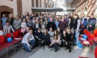Konkurs wiedzy astronomicznej w Międzynarodowym Centrum Spotkań Młodzieży, fot. Andrzej Goiński