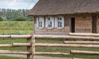 Olęderski park etnograficzny w Wielkiej Nieszawce, fot. Szymon Zdziebło/tarantoga.pl dla UMWKP