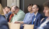 Panel na temat instrumentów finansowych w kreowaniu rozwoju regionów, fot. Szymon Zdziebło/tarntoga.pl
