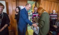 Inauguracja wystawy w sali sesyjnej Urzędu Marszałkowskiego, fot. Szymon Zdziebło/Tarantoga.pl